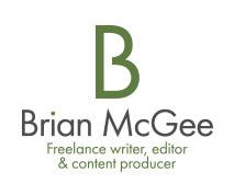 Brian D McGee Logo