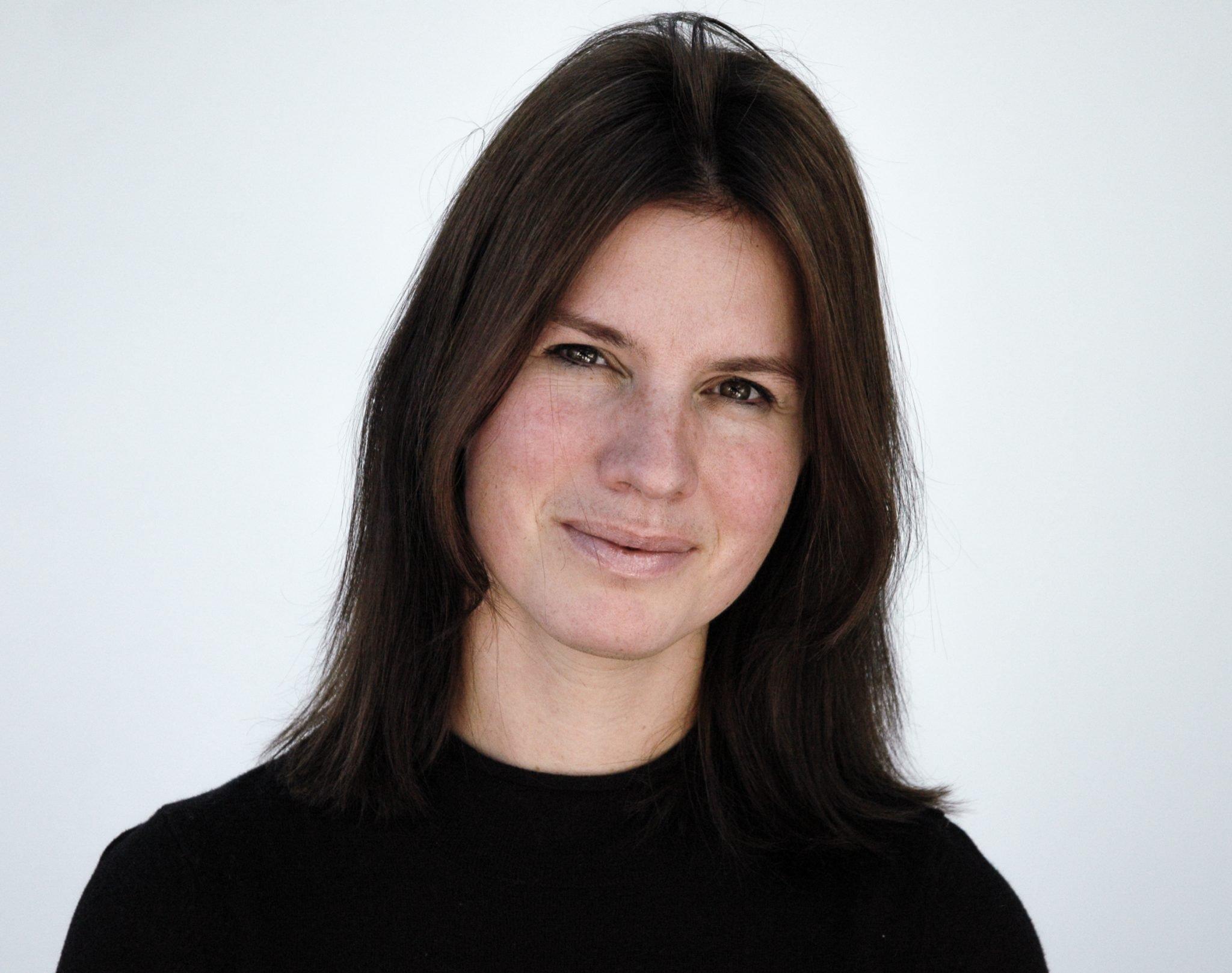 Headshot of film maker and academic Elisabeth Brun